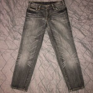 Citizens Of Humanity Ankle Cut Denim Jeans